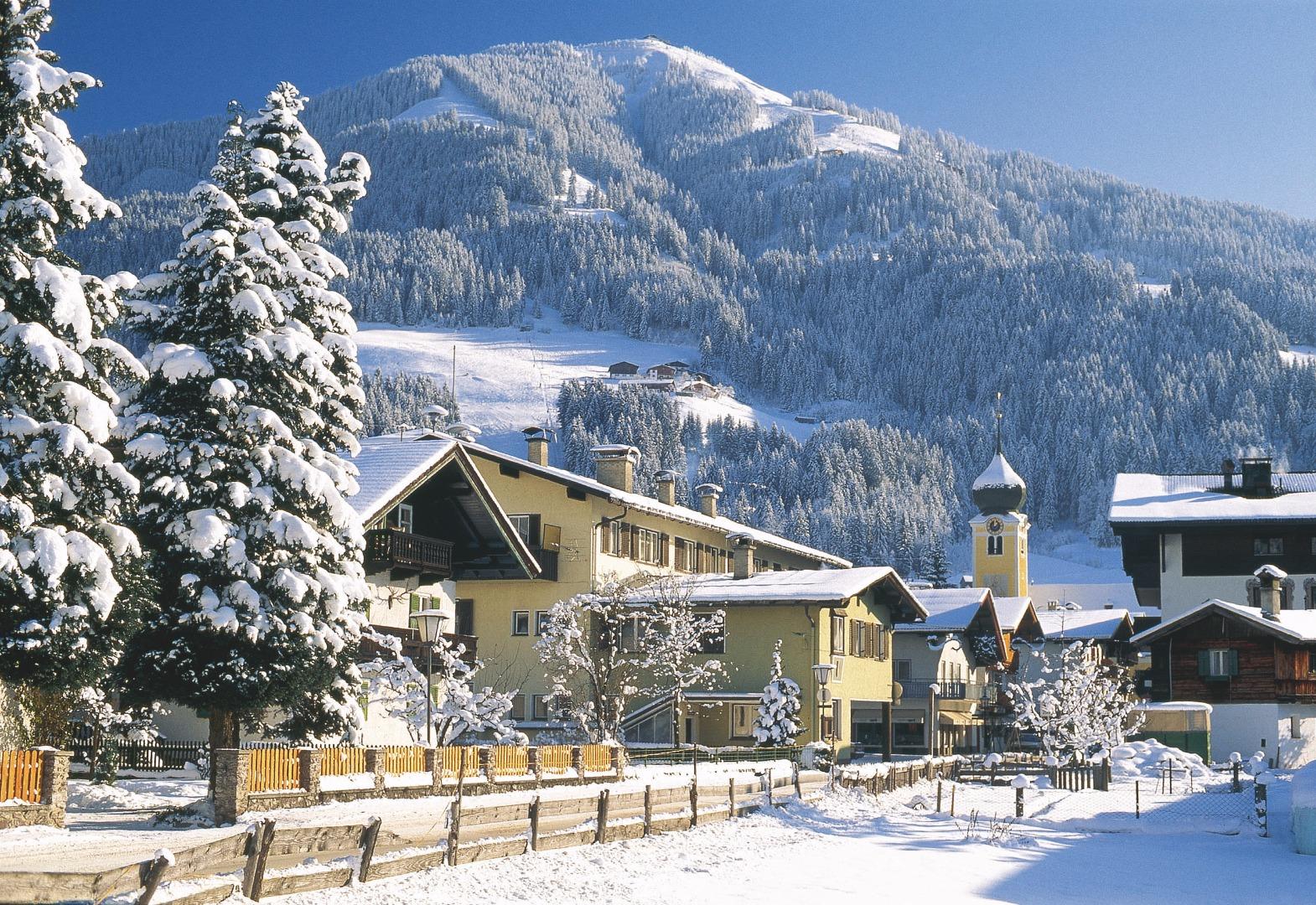 Westendorf – et vinterparadis